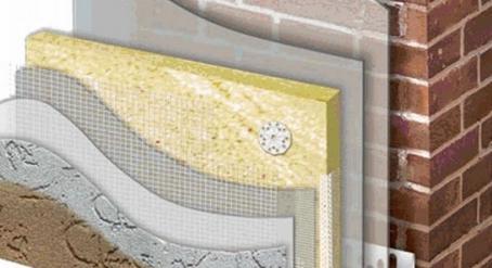 Как выбрать фасадный утеплитель